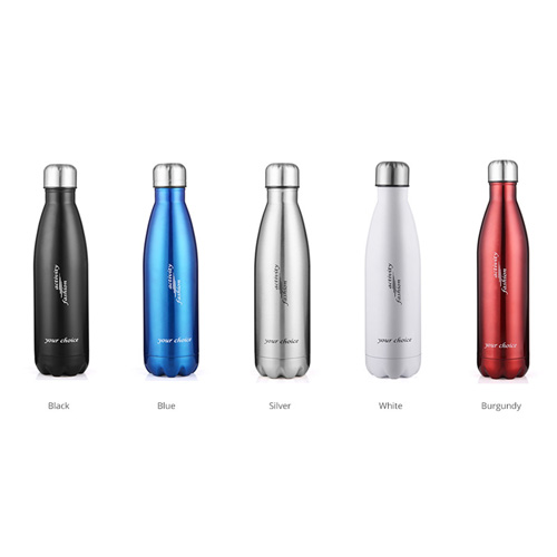 Double Walled Stainless Steel Hydration Bottle Image 3