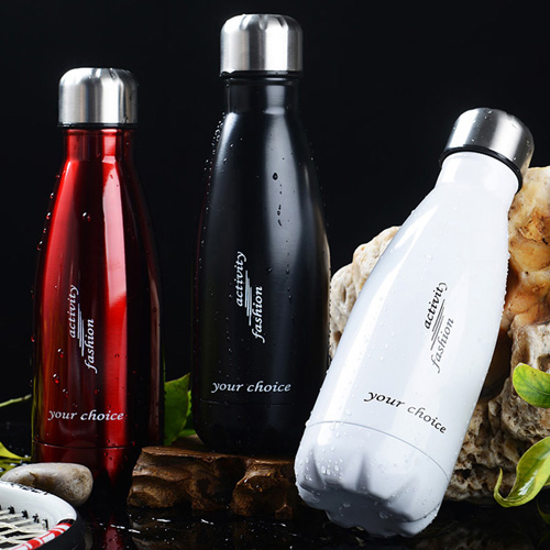 Double Walled Stainless Steel Hydration Bottle