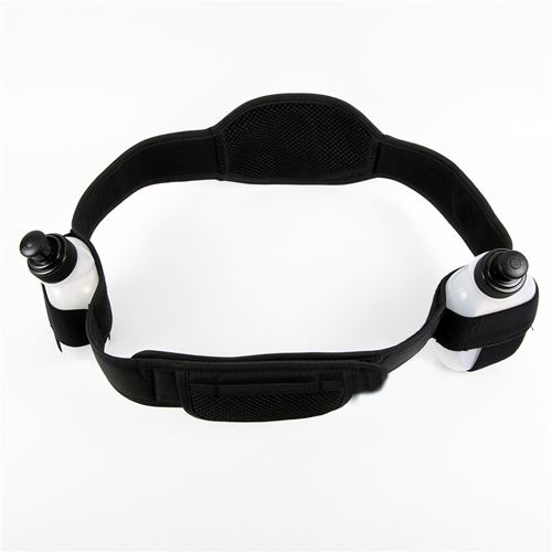Hydration Belt with 2*170ml Water Bottle Image 2