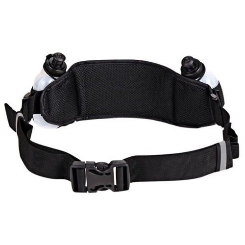 Dual Water Bottle Travel Waist Belt Image 4