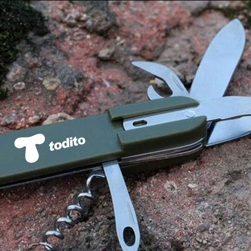 Folding Knife Fork Spoon Bottle Opener  Image 5