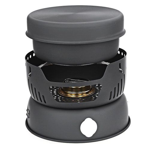 Portable Outdoor Camping Cookware Image 1
