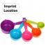 Baking Measuring Spoon Utensil Toolkit Imprint Image