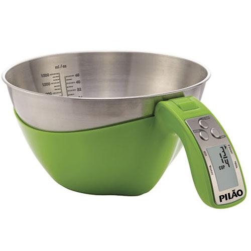 Kitchen Scale Black Measuring 1500ml  Image 1