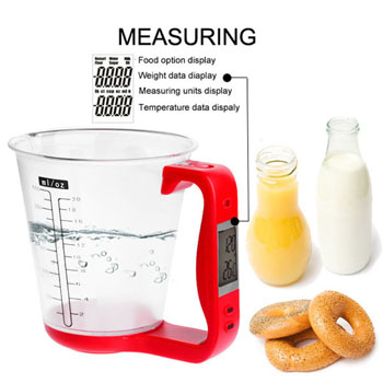 All in One New Electronic Digital Measuring Cup