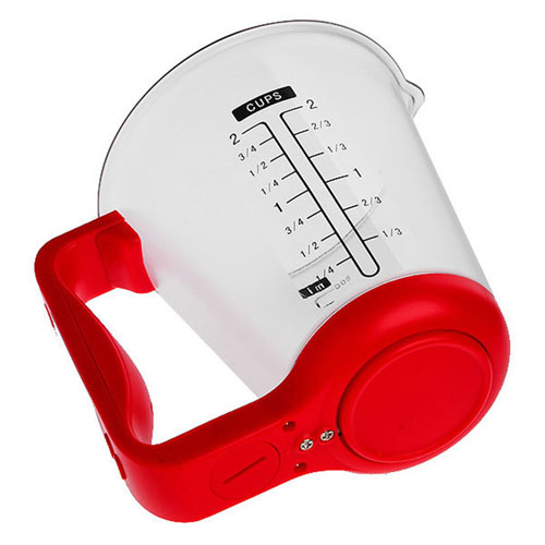 All in One New Electronic Digital Measuring Cup Image 2