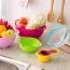 Multicolor 8 Piece Kitchen Bowl Image 2