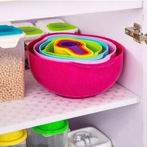 Multicolor 8 Piece Kitchen Bowl Image 3