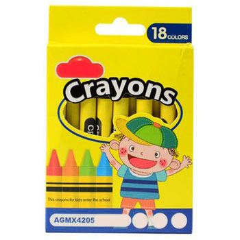Plastic Nontoxic Erasable Crayon