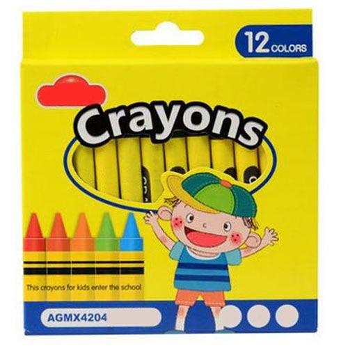 Plastic Nontoxic Erasable Crayon Image 2
