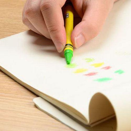 Plastic Nontoxic Erasable Crayon Image 5