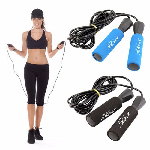 Jump Rope Adjustable Fitness Sports