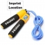Digital Counter Fitness Jump Rope  Imprint Image