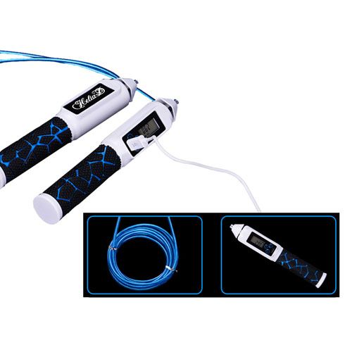 Crossfit Bluetooth Connect Jump Rope Image 2