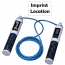 Crossfit Bluetooth Connect Jump Rope Imprint Image