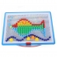 Creative Nail Fungus Mosaic Puzzle Toys for Kids Image 2