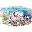 Cartoon Wooden 60 Piece Puzzle Toys Image 2