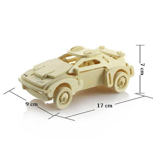 Children Educational Assembly Car, Jeep and Bike Image 5