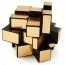 Golden Mirror Magic Cube Puzzle for Children Image 2