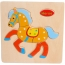 Wooden Colorful Animals Logical Educational Toys Image 4