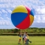 Large Inflatable Outdoor Sand Beach Ball Image 1