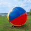 Large Inflatable Outdoor Sand Beach Ball Image 3