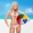 Inflatable Colorful Children Beach Ball