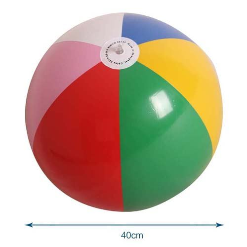 Inflatable Colorful Children Beach Ball Image 3