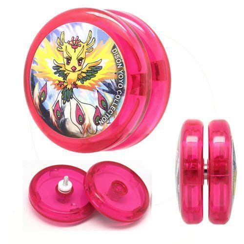 Reflex Auto Return Yo-Yo Image 1