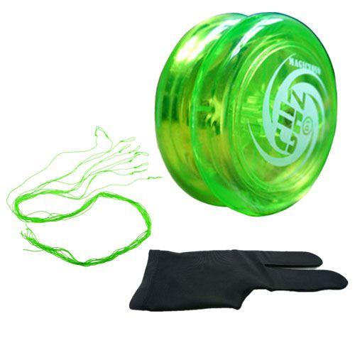 Responsive Loop Yoyo with Yoyo Glove