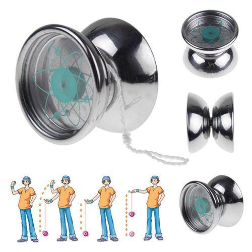 Stainless Steel Ball Bearing YoYo Image 1
