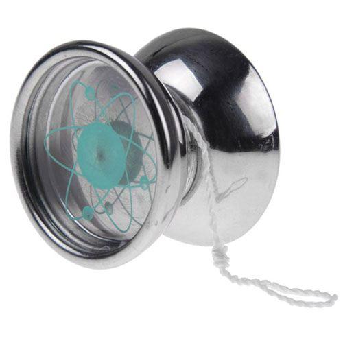 Stainless Steel Ball Bearing YoYo Image 2