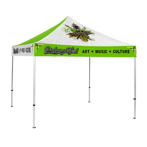 Trade Show Canopy 10x10 Tent Image 1