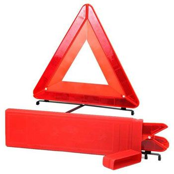 Stop Safety Warning Car Board