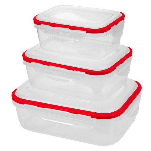 Bento Transparent Food Container