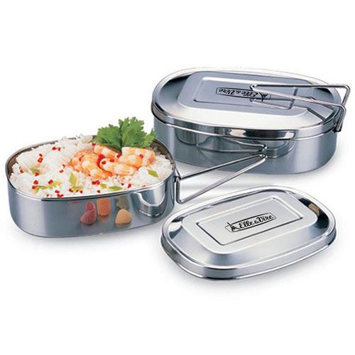 Stainless Steel Food Container Image 2