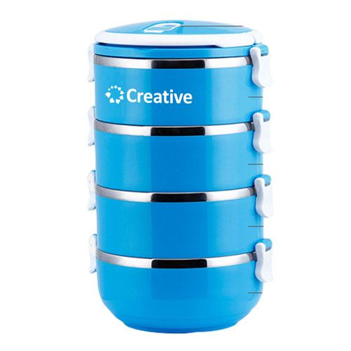 4 Set Thermos Lunch Box Image 1