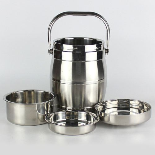Thermos Stainless Steel Lunch Box Image 3
