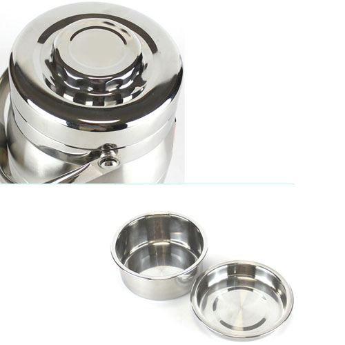 Thermos Stainless Steel Lunch Box Image 5