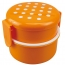 Round Microwave Kids Lunch Box Image 1