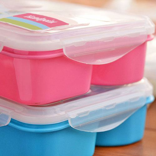 Utensil Food Lunch Storage Box Image 5