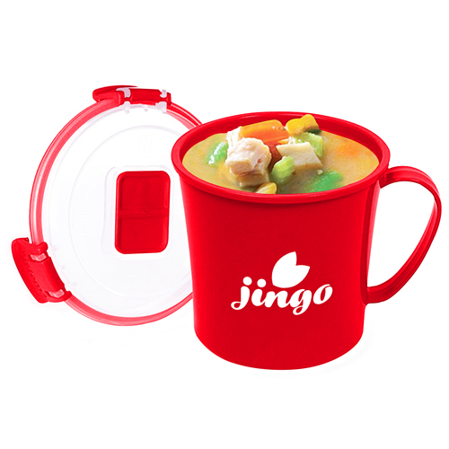 Microwave Soup Mug Noodle Bowl