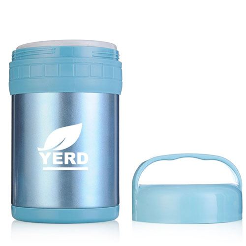 Insulated Thermos Food Container Image 1