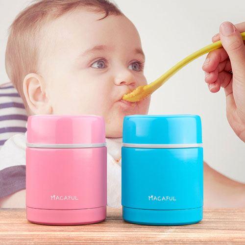 Vacuum Insulated 300ML Thermos Kids Jar