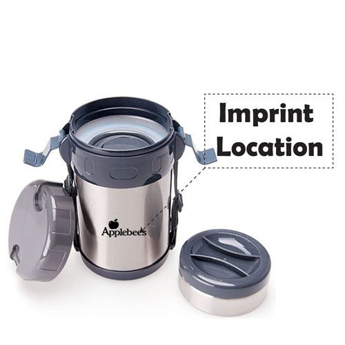 Thermos Lunch Box Imprint Image