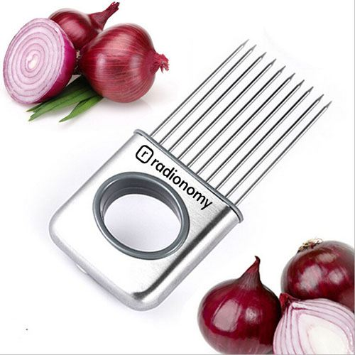 Stainless Steel Tomato Onion Cutting Machine
