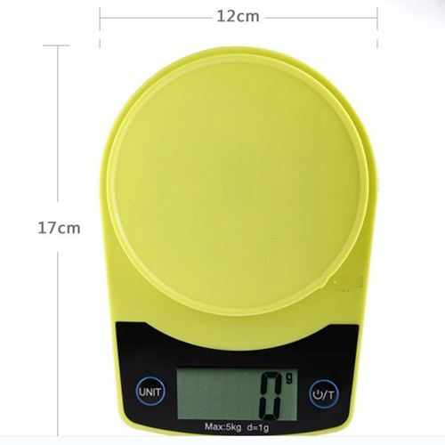 Digital Electronic Household Scale Image 4