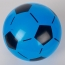Inflatable Mixed Color Football for Kids Image 1