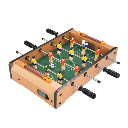 Four Rod Mini Soccer Foosball Table Toy