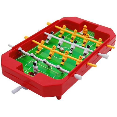 Mini Simulation 4 Pole Baby Soccer Toys